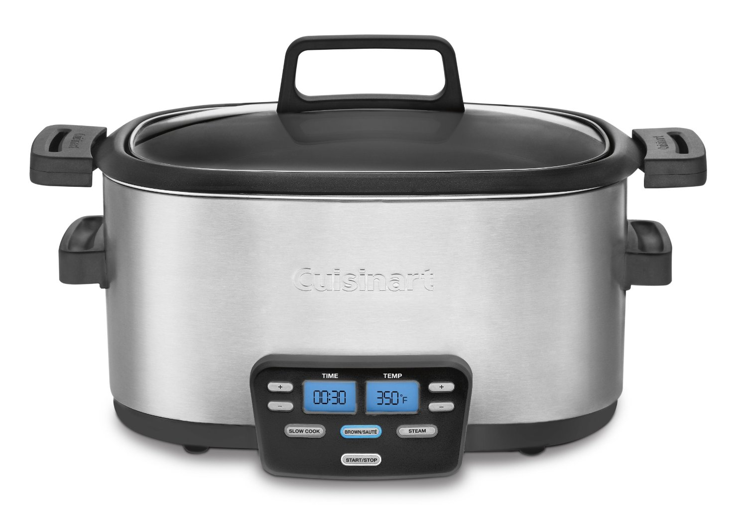 Superb Cuisinart 3 In 1 Cook Central